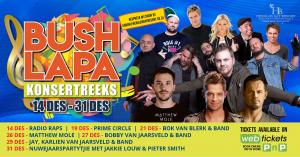 BUSH LAPA MUSIEKFEES 2018