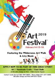 WILDERNESS ART FESTIVAL 2019