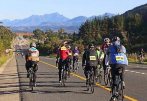 KNYSNA CYCLE TOUR2019