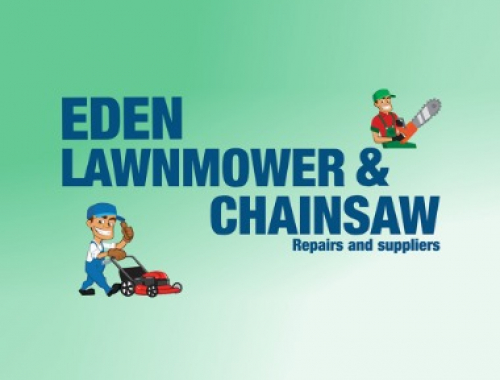 Eden Lawnmower and Chainsaw Repairs and Suppliers