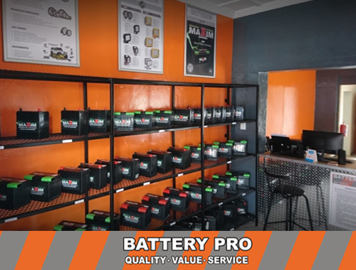 Battery Pro George (Pty) Ltd