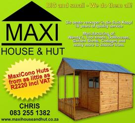 Maxi House and Hut