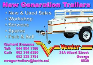 New Generation Trailers