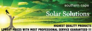 Southern Cape Solar Solutions