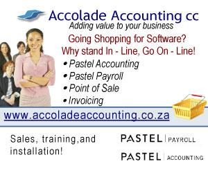 Accolade Accounting cc