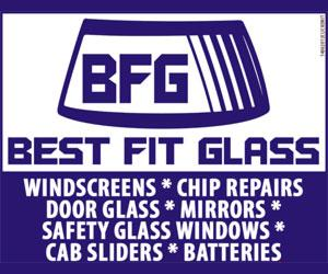 Best Fit Glass George