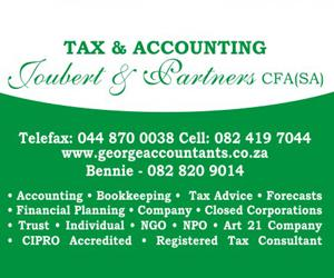Joubert & Partners Accounting Officers