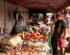 Market Lane crafts and food
